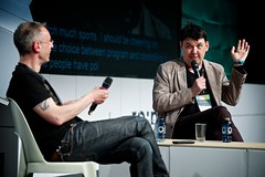 re:publica 2013: Tag 1  Johnny Haeusler, Graham Linehan (re:publica 2016) Tags: republica berlin tag3 germany deutschland tag1 conference konferenz johnnyhaeusler 2013 rp13 in|side|out