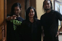Bassist Indonesia - Dede SP, Daeng Oktav (Edane), Alice Damayanti (Female band, My Brain Has Skip)