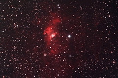 The Bubble Nebula, NGC 7635, in Cassiopeia (crowlem) Tags: stars space gas nebula astrophotography astronomy dust celestron c8 deepsky bubblenebula ngc7635 Astrometrydotnet:status=solved Astrometrydotnet:version=14400 canoneos600d Astrometrydotnet:id=alpha20130541053971