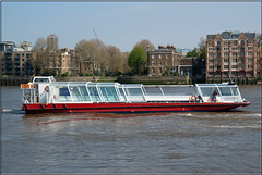Window Cleaner (PaulHP) Tags: city london window thames river boat cleaning round alpha cleaner cruises