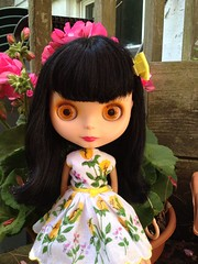 Pepper (Patty is Timeslip) Tags: pepper gold one all blythe goldie in uploaded:by=flickrmobile flickriosapp:filter=nofilter
