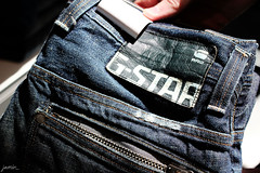 g-star (jamin fotography) Tags: las vegas portrait people black smile fashion retail jack photography corporate star cosmopolitan shiny jean g events stock culture casino company jeans dna denim bone chic portfolio product rag luxury blackjack gstar 2050