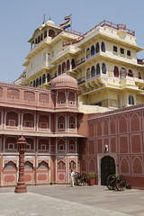 City Palace, Jaipur (RunForrestRun) Tags: jaipur citypalace