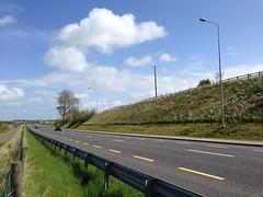 N85 Ennis - Lahinch Road, facing North. (firehouse.ie) Tags: road ireland highway clare ennis byepass n85