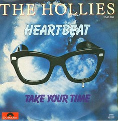 58 - Hollies, The -  Heartbeat - D - 1980 (Affendaddy) Tags: germany 1980 heartbeat polydor takeyourtime thehollies vinylsingles collectionklaushiltscher 1960s70sbeatpop 2040288