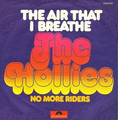 43 - Hollies, The -  The Air That I Breathe - D - 1974 (Affendaddy) Tags: germany 1974 polydor theairthatibreathe thehollies vinylsingles collectionklaushiltscher 1960sbeatandpop nomoreriders 2058435