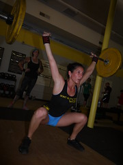 Nicole Overhead Squat (CrossFit Rise Above) Tags: melbourne workout fitness eaugallie indianharbourbeachcrossfit