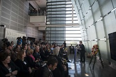 Newseum Journalists Memorial Rededication Ceremony, May 13, 2013 (Newseum) Tags: world news freedom memorial press journalists 2012 newseum