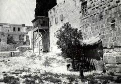 Destruction du reste du quartier des Marocains  Al-Qods, en 1969 (Harat-Magharbah) Tags: