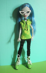 Ghoulia (Shubby000) Tags: ghoulia monsterhigh