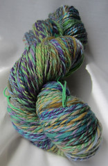 mashup #5 (Star Knits) Tags: mashup spinning handspun elementsorganizer