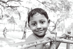 Smile .... (MGaneshKumar) Tags: boy portrait people india kids canon children faces chennai tamilnadu cutekids indiankids chennaiweekendclickers canon550d canoneos550d