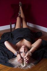 Brianna Lynn (austinspace) Tags: portrait woman studio fun washington spokane blond blonde alienbees