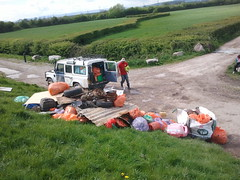 Clean Coast Week, Magor Pill, Monmouthshire (Keep Wales Tidy) Tags: wildlife mcdonalds clean newport trust monmouth week towns gwent coasts tidy