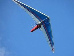 Hang Glider Landing (falcon170ct) Tags: aviation gliding hang glide ellenville