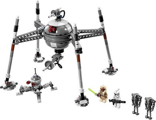 樂高 2013年 星際大戰系列 預計推出新品
