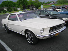 1968 Ford Mustang (splattergraphics) Tags: ford 1968 mustang notchback cruisenight glenrockpa marketsatshrewsbury