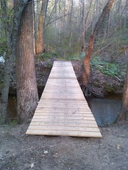 Lodi Farm Trail New Bridge