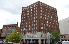 The Jefferson Clinton Hotel - Syracuse (dennieorson) Tags: syracuse 96