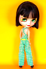 Girl for Ava (DisneyColor) Tags: anime color cute green colors fashion yellow japan fruit toy toys japanese bigeyes colorful doll pretty dolls stock colorphotography greeneyes overalls redlips blythe neo custom fashiondoll porcelain 12inch hasbro customs bighead beautymark adg blythedoll neos blackboots blythes greenoveralls blythedolls ashtondrakegalleries takaratomy fashiondolls neoblythe neoblythes stockoutfit 12inchdoll simplyguava bargemann keithbargemann 12inchdolls sanxistreet lovenotecustoms fruitmakeup