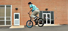 (Josh Freshy) Tags: shadow bike bicycle bmx flat air 360 conspiracy stolen kink