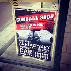 Fototips #gumball3000 (swecficklampa) Tags: square squareformat iphoneography instagramapp uploaded:by=instagram