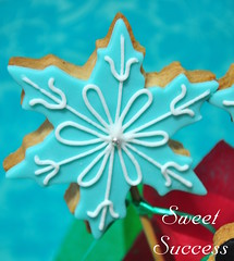 Snowflake Cut-out Cookie (sweetsuccess888) Tags: snowflake christmas cookies dessert pastries loaves christmasgift dessertbar sweetsuccess