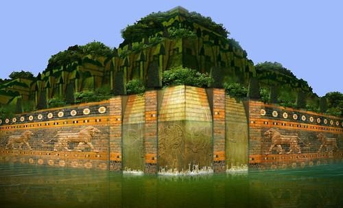 "Jardines colgantes de Babilonia • <a style=""font-size:0.8em;"" href=""http://www.flickr.com/photos/30735181@N00/8744285609/"" target=""_blank"">View on Flickr</a>"