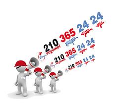 Καλέστε 365 ημέρες το χρόνο 24 ώρες το 24ωρο...στο 210 365 24 24 ή 700 700 2400 ...άμεση εξυπηρέτηση για οποιαδήποτε τεχνική εργασία.   Εναλλακτικά συμπληρώστε την παρακάτω φόρμα για να επικοινωνήσουμε μαζί σας. http://www.24texnikoi.gr/estimate.php