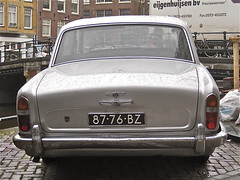 87-76-BZ BENTLEY T1, 1966 (sanders') Tags: rollsroyce 1966 bentley t1 tseries cwodlp 8776bz