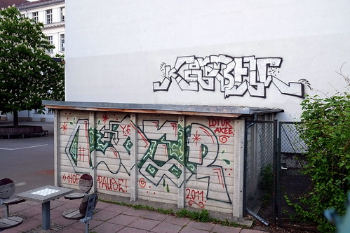 graffiti | kabel | berlin