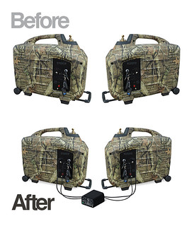 BEEM Outdoors - Before & After