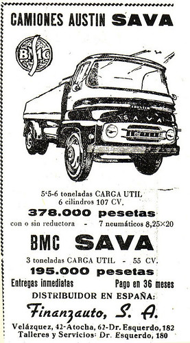 "Sava BMC 1962 • <a style=""font-size:0.8em;"" href=""http://www.flickr.com/photos/95583826@N05/8746354905/"" target=""_blank"">View on Flickr</a>"