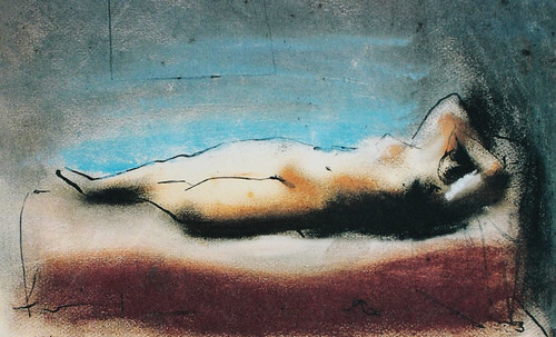 """Genealogía de las Soñantes, versiones de Lucas Cranach el Viejo (1534), Giorgione (1510), Tiziano Vecellio (1524), Nicolas Poussin (1625), Jean Auguste Ingres (1864), Amadeo Modigliani (1919), Pablo Picasso (1920), (1954), (1955), (1961). • <a style=""""font-size:0.8em;"""" href=""""http://www.flickr.com/photos/30735181@N00/8746825597/"""" target=""""_blank"""">View on Flickr</a>"""