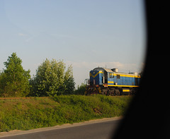 failed to look cool (Konstantin Leonov) Tags: russia railway trains fromcar ufa fail noob     epicfail  ufamelkombinatsubline