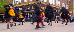 Mythago4 (DaveCox) Tags: dance dancers border morris horsham mythago