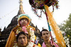 ShanBurmese_Hagerman (David Hagerman Photography) Tags: thailand burma buddhist buddhism vietnam monks chiangmai wat burmese saigon novicemonks burmeserefugees watpapao noviceinitiationceremony