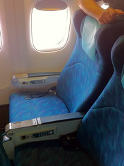 Cathay Pacific 777-300 SIN/HKG (Luxemburgerlis) Tags: cx seats cathaypacific