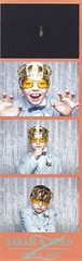 Mason is a P-I-M-P (Emmjae) Tags: wedding hat june booth glasses photo mason indiana crown pimp michigancity theway 2013