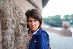 прощальный взгляд Динго (naturaliZka) Tags: portrait blur st petersburg farewell promenade glance embankment портрет санктпетербург набережная взгляд размытие прощальный