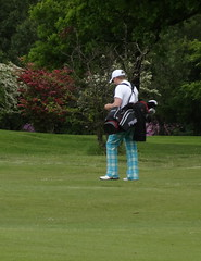 Poultergeist (Bricheno) Tags: man golf candid golfcourse trousers ping renfrew golfer bricheno