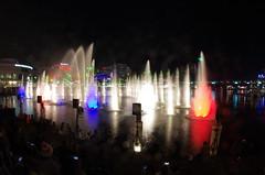 IMGP8140 (inail1972) Tags: nightphotography water lights fireworks sydney australia nsw darlingharbour fountains vividsydney pentaxk5 vivid2013