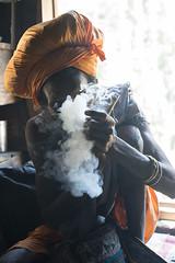 Kugti.11 (Trev Thompson) Tags: travel portrait people india indian smoke religion culture smoking sacred shiva ethnic hindu hinduism baba himalayas chillum sadhu holyman highaltitude himachalpradesh indigenouspeople shivite villagelife matureman tribalarea bharmour shaivism kugti chambadistrict budhilvalley