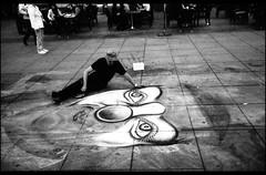 Street Art (tcsiew59) Tags: berlin germany streetphotography streetartist leicam6 bwfilm leicam leicabw leicastreet kentmere400 tcsiew