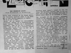 Nose4_Fall1988_12 (ethan pettit) Tags: gay art brooklyn lesbian transgender 80s williamsburg bushwick 90s zines avantgarde artmedia arttheory artistbooks artpress artmagazines brooklynrenaissance artpublishing