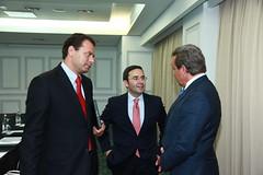 Reunião entre as duas direções nacionais do PSD e do CDS-PP
