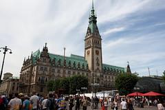 Hamburg  (linolo) Tags: germany europe hamburg rathaus