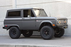 Ford wont bring back the Bronco, so someone had to   Icon BR (iBSSR who loves comments on his images) Tags: cool br 4x4 icon bronco pure