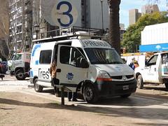 EXPLOSIN ROSARIO (Alejandro Gabriel Alonso) Tags: 3 rosario tres prensa exteriores desastre canal3 explosin televisinlitoral tvlitoral