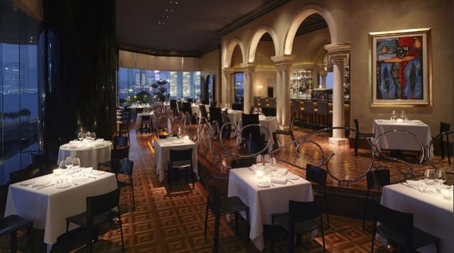 グランド ハイアット 香港のオススメポイント:Grissini Italian Restaurant(イタリアン)